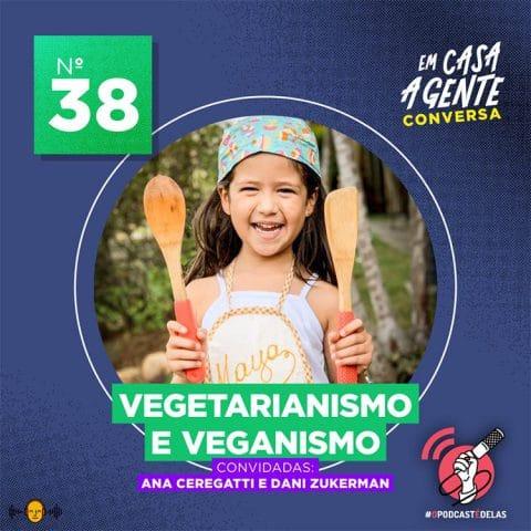 Em Casa A Gente Conversa #38 - Vegetarianismo e Veganismo