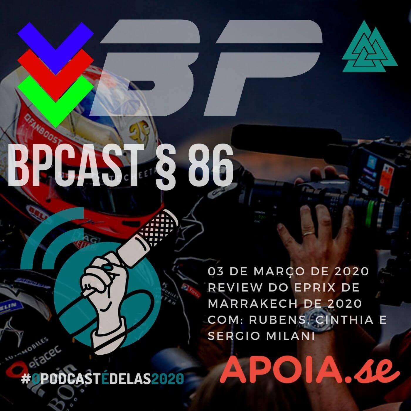 BPCast-86 - Rubens Gomes Passos Netto