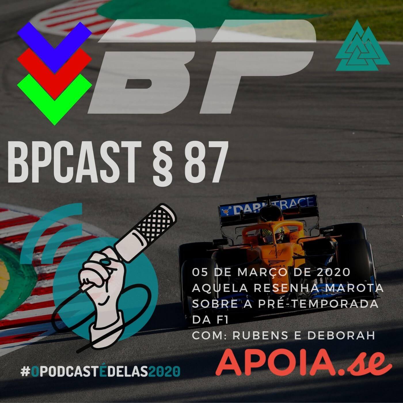 BPCast-87 - Rubens Gomes Passos Netto