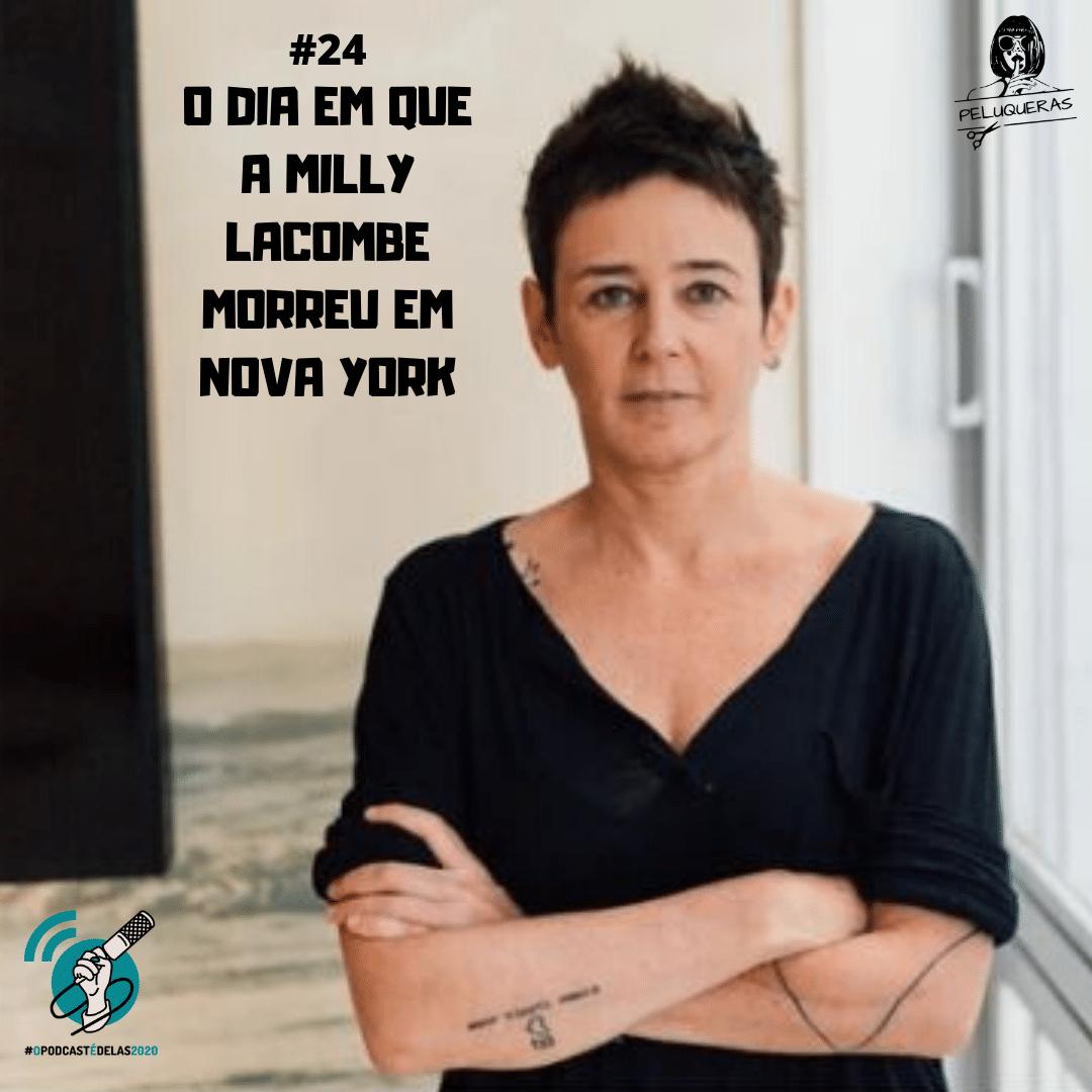 Cartaz Ep24 - Nayara Lopes