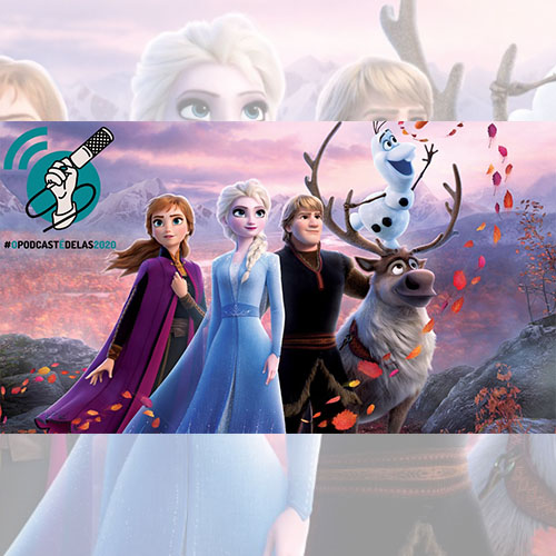 Rota de Fuga Frozen