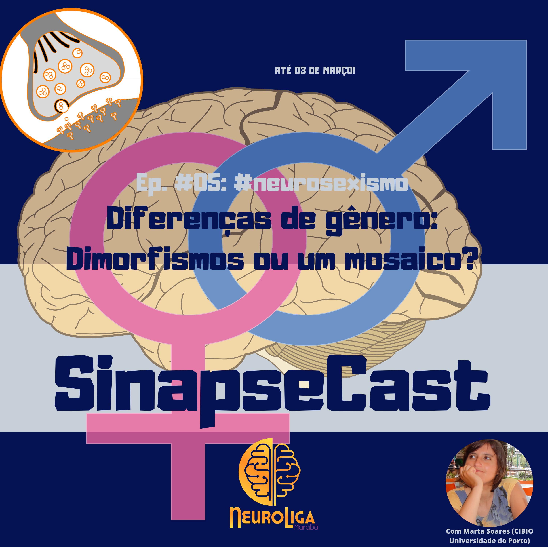 SinapseCast 05 - Caio Maximino