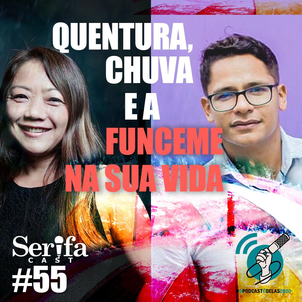 Vitrine SerifaCast #55 Funceme - Serifacast Podcast