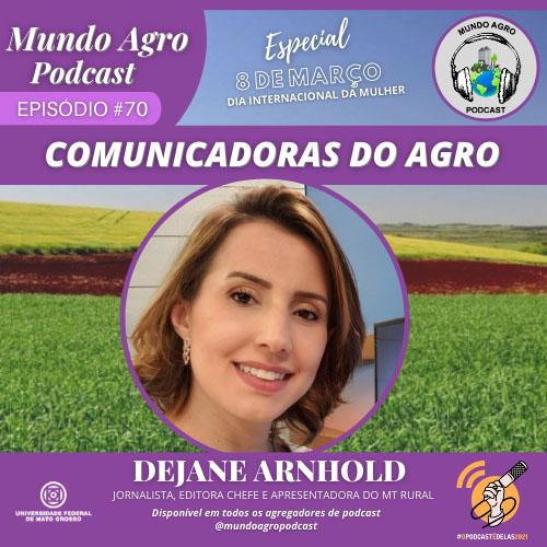 #70 - Mundo Agro Podcast