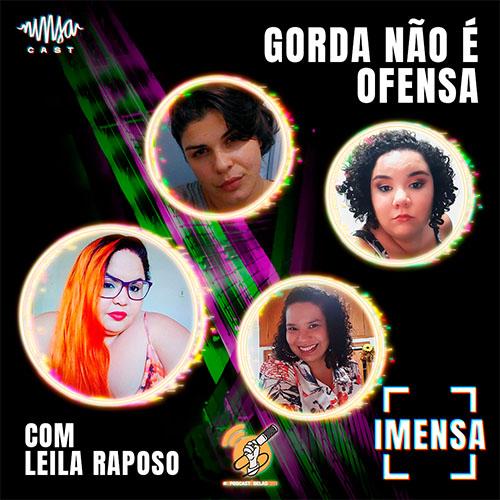 Capa IMENSA T2EP2 - IMENSA Podcast