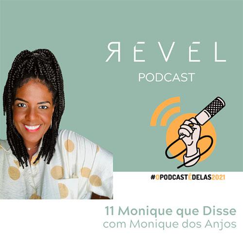 Capa episódio Revel Podcast - Movimento Revel