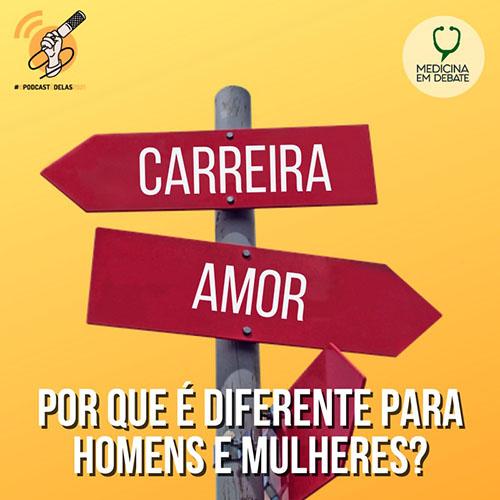 Capa Carreira Amor Por que e diferente para homens e mulheres - Aristóteles Cardona Júnior